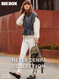 Never denim collection