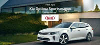 Kia Optima Sportswagon!