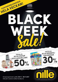 Black Week SALE!
