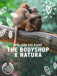 The Body Shop X Natura