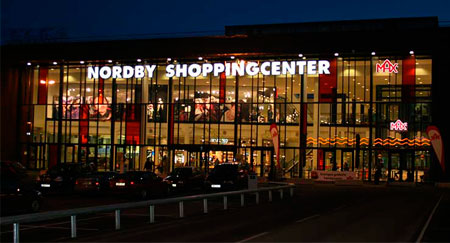 Nordby Shoppingcenter Västra